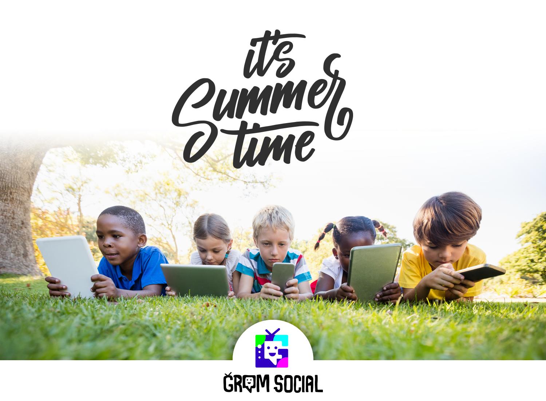 Grom Social Summer Time