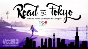 Road to Tokyo Caroline Marks Show