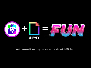 Grom Social and Giphy